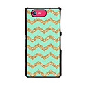 Buy Sony Case / Xperia Z3 Pattern Back Cover Lines Waves Hard PC SonySony Compact