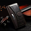 Luxury Genuine Leather Wallet Case with Card Holders for iPhone 6s 6 Plus