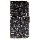 Buy Samsung Galaxy Case Card Holder / Wallet Stand Flip Pattern Full Body Word Phrase PU Leather J3 J2