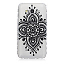 Buy Samsung Galaxy Case Transparent / Pattern Back Cover Lace Printing TPU SamsungJ7 J5 J3 J2 J1 Ace Grand Prime
