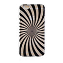 Buy Black Color Bar Pattern Transparent Phone Case Back Cover iPhone6 Plus/6S Plus