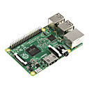 Raspberry Pi 2 modellen b arm cortex-a7 quad core cpu 900MHz 1GB ram (støtter Windows 10, ubuntu etc.)