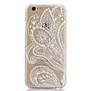 Buy Doopootoo™ White Floral Paisley Flower Mandala Painted Pattern Slim Plastic Back Hard Case Cover iPhone 6 4.7 inch