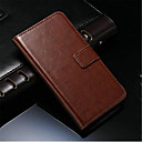 Vintage Wallet PU Leather Case voor de Samsung Galaxy I9600 S5