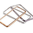 Buy iPhone 6 Case / Plus Plating Transparent Back Cover Solid Color Soft TPU 6s Plus/6 6s/6