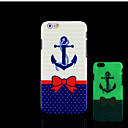 Buy Anchors Pattern Glow Dark Hard Plastic Back Cover iPhone 6 6s Case