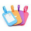 Buy Travel Luggage Tag Accessory Silica Gel