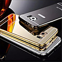 Buy Plating Mirror Back Metal Frame Phone Case Galaxy S6/S6 edge/S6 edge+