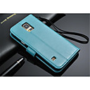 Fashion® Luxury Wallet Leather Case with Card Holder for Samsung Galaxy S5 I9600