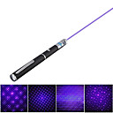 2-in-1 5mw 532nm Astronomy Powerful Blue Laser Pointer with Special Effect (2xAAA)