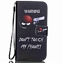 Buy COCO FUN® Sharpshooter Pattern PU Leather Case Cable Flim Stylus Samsung Galaxy S4/S4 MINI/S5/S5 MINI