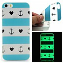 Buy iPhone 6 Case / Plus Glow Dark Back Cover Lines Waves Soft TPU 6s Plus/6 6s/6