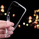 Ultra-thin 0.3mm Transparent TPU Soft Case for iPhone 5/5S (Assorted Colors)