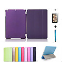 Buy Smart Cover Leather Case + PC Translucent Back Apple iPad Mini 3/2/1 +Free Gift Protector Film+Touch Pen