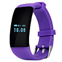 Buy DFit D21 Smart Bracelet / Activity TrackerWater Resistant/Waterproof Long Standby Calories Burned Pedometers Heart Rate Monitor