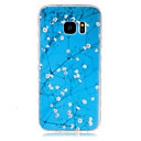 Buy Samsung Galaxy Case Transparent Back Cover Flower TPU SamsungS7 / S6 edge S5 Mini S4 S3