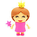 Buy ZPK30 8GB Little Princess Cartoon USB 2.0 Flash Memory Drive U Stick