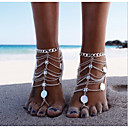 Alloy Anklet Daily / Casual / Sports 1pc