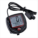 Buy Cycling Computer Leisure 14-Functions Waterproof Odometer Speedometer LCD Display Bike