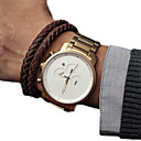 Montres Hommes MVMT Watches Quartz mens sport watches Masculino male leather strap clock Relojes Gold Watches Gift idea Cool Watch Unique Watch