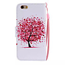 Buy Color Tree Pattern PU Leather Material Phone Case iPhone 6/iPhone 6S