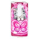 Buy Cat Pattern TPU Phone Case LG Leon /LG C40 H340N