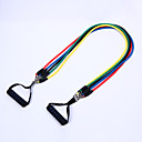Buy 11 Sets Fitness Pull Rope Elastic Latex Resistance Band
