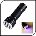 Buy Lights LED Flashlights/Torch 100 lumens Lumens 1 Mode - AAA Waterproof / Ultraviolet Light Counterfeit DetectorEveryday Use