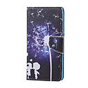 Buy Huawei Case Wallet / Card Holder Stand Full Body Dandelion Hard PU Leather Honor 5X