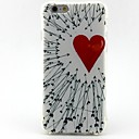 Buy Red Love Pattern thickening TPU Popular Brands Phone Case iPhone 6/6s/6plus/6splus