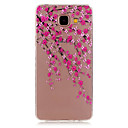 Buy Flowers Relief TPU Transparent Soft Phone Case foe Samsung Galaxy A3(2016)/A5(2016)