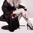 Buy Fashion Large Temporary Tattoos Sexy Body Art Waterproof Tattoo Stickers Roses
