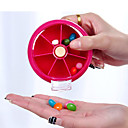 Buy Travel Pill Box/Case Accessories Emergency Portable Plastic