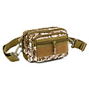 Buy MOLLE Tactical Military Assault Small Pockets Nylon Waist Bag Men Casual Handbags Army Messenger Fanny Pack Bags