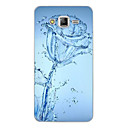 Buy Samsung Galaxy Case Pattern Back Cover Flower Soft Silicone J5