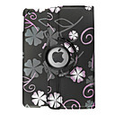 Buy Full Body Auto Sleep/Wake Flower PU Leather Hard Case Cover Apple iPad Air