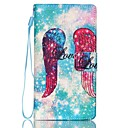 Buy EFORCASE® Wing Painted Lanyard PU Phone Case Huawei P8lite
