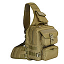 Buy Molle Outdoor Hunting Single Shoulder Sling Men Chest Bag Carrier Military Tactical Army Sport Bags