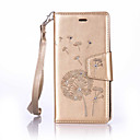 Buy Dandelion Lanyard Embossed Diamond Phone Holster Shell Huawei P9/P9 Lite
