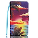 Buy EFORCASE® Hawaii Painted Lanyard PU Phone Case Huawei P8lite