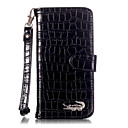 Buy Hand Strap Phone Wallet Bag luxury Crocodile PU Leather Stand Flip Case iPhone 6s Plus/6 Plus/6s/6/SE / 5s 5