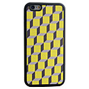 Buy Cube Geometric Pattern Silk Material TPU Phone Case iPhone 6s 6 Plus
