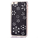 Buy Snowflake Pattern Diamond Embossed PU Leather Material TPU Phone Case iPhone 6S 6 Plus
