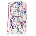 Buy Dream Catcher Painted PU Leather Material Card Holder Phone Case iPhone 7 7plus 6S 6plus SE 5S