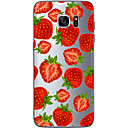 Buy Strawberry TPU Soft Back Cover Case Samsung Galaxy S6 S7 edge Plus