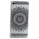 Buy Sunflower Pattern Material TPU Phone Case Sony Xperia E5 XA