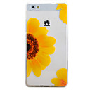 Buy HUAWEI P9 P8Lite Y5C Y6 Y625 Y635 5X 4X G8 Case Cover Color Chrysanthemum Pattern TPU Material Phone Shell