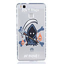 Buy Huawei P9 Plus Grim Reaper Pattern Tpu Material Highly Transparent Phone Case Y5II Y6II