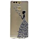 Buy Little Girl Pattern High Permeability TPU Material Phone case forHuawei P9 Lite Plus P8 Honor V8 8