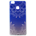 Buy Huawei Ascend P9 P9Lite P8Lite Case Cover Gradient Lace Pattern Painting Super Soft TPU Material